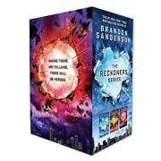 The Reckoners Series Boxed Set, Hardcover/Brandon Sanderson