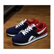 Zapatos Deportivos Generic Hombre- Azul Rojo