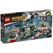 Lego Klocki LEGO Speed Champions Zespół F1 Mercedes