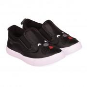 Pantofi Baieti Agility Mini Negri-Catel