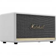 Marshall Stanmore II - безжичен аудиофилски спийкър за мобилни устройства с Bluetooth и 3.5 mm изход (бял)