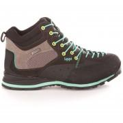 Zapato Mujer Vitor Mid - Negro/Calipso - Lippi