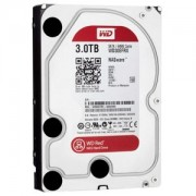 HDD 3TB Western Digital WD Red NAS Hard Drive, 3.5 inch, SATA3, 64MB DDR2 cache, IntelliPower, WD30EFRX