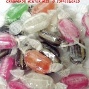 Crawfords Winter Mixture Traditional mix Sweets 113g