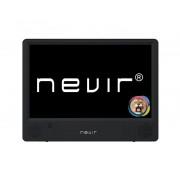 """Nevir Tv portatil nevir 10.1"""" led/ nvr-7302-tdt10p2/ tdt/ usb"""