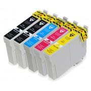 (5pack) EPSON T2996 multipack 29XL - kompatibilné náplne do tlačiarne Epson