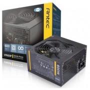 Napajanje 600W ANTEC VP600P, 12cm fan, Active PFC, up to 88% efficient