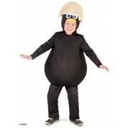 Disfraz Calimero para niño 3-4 años (98/104)