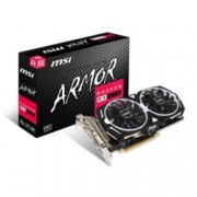 Видео карта AMD Radeon RX 570, 8GB, MSI Radeon RX 570 ARMOR 8G OC, PCI-E 3.0, GDDR5, 256bit, 3x DisplayPort, 1x HDMI, 1x DVI