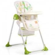 Детско столче за хранене Cangaroo Hunny, зелен, 3563356