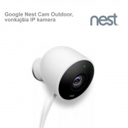Google Nest Cam Outdoor, vonkajšia IP kamera
