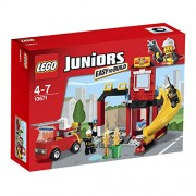 Lego Fire Emergency, Multi Color