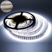 Furtun Luminos cu Banda 1200 LEDuri SMD3014 Alb Rece Rola 5m TKO