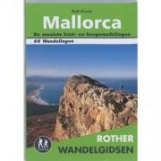 Rother Wandelgids Mallorca - Rolf Goetz