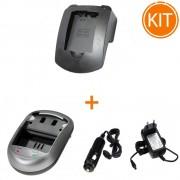Incarcator Power3000 pentru acumulator Sony tip NP-FW50 + Bonus adaptor auto