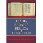 Limba ebraică biblică