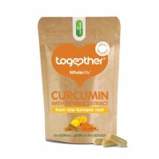 Curcuma/Turmeric, antiinflamator natural, Together, 30 capsule