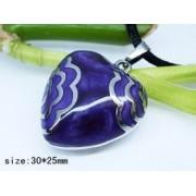 Медальон Сърце изработен от медицинска стомана 316L (DXP10231)