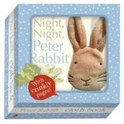 Night Night Peter Rabbit, Hardcover