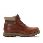 Leren boots Founder