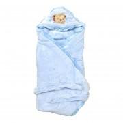 Baby Mink Baby Bag Classic Caliente Bolsa De Dormir YW005 - Azul