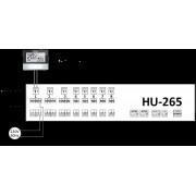 Fűtés zónavezérlés TECH HU-265