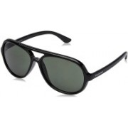 Fastrack Aviator Sunglasses(Green)