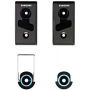 Samsung Staffa Da Muro Adattabile Samsung Va96-01015a / Wmn450m Per Installazione Tv A Parete Design Smart
