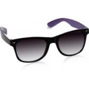 Mango People Wayfarer Sunglasses(Violet)