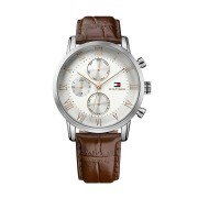 Tommy Hilfiger Mens Watch Model 1791400 (Brown)