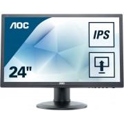 AOC Pro-line I2460PXQU computer monitor 61 cm (24'') LED Zwart