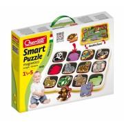 Jucărie magnetică Quercetti Smart Puzzle