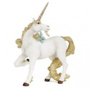 Figurina Papo - Unicorn auriu