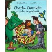 Charlie Ciocolata si cartea lui preferata - Julia Donaldson Axel Scheffler