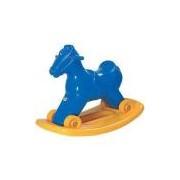 Cavalinho Balanço Andador Com Som Alpha Brinquedos