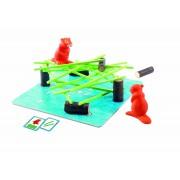 Joc de societate pentru copii, jocul castorilor priceputi ,Tombalo