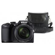 Nikon Aparat Coolpix B500 Czarny + Torba CS-P08