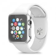 kwmobile Etui dla Apple Watch 38mm (Series 1) - przezroczysty