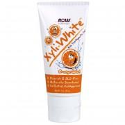 Now Foods XyliWhite Kids Orange 85 g zubní pasta - Orange
