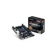 Placa-Mãe GIGABYTE AMD FM2 Mais - mATX GA-F2A68HM-S1 DDR3