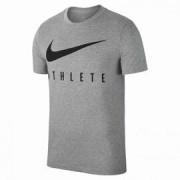 Nike M nk dry tee db athlete BQ7539-063 Šedá S