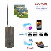 Suntek HC-700M Trail Camera 2G GSM Hunting Forest Cam 16MP 2'' LCD 6X AA 32GB TF Card
