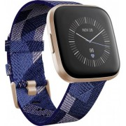 Smartwatch Fitbit Versa 2 niebiesko-różowy NFC