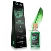 Orgie Sexy Therapy Apple Flavored Lips Massage Set
