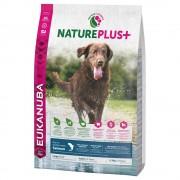 Eukanuba Nature Plus Eukanuba NaturePlus+ Adult Large Breed com salmão - 14 kg