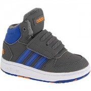 Adidas Grijze Hoops Mid 2.0 klittenband 26