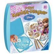 Детски комплект - Мини мандала - Замръзналото кралство - Ravensburger, 7029835