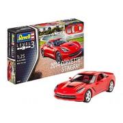 Revell Revell07060 17.9cm 2014 Corvette Stingray Model Kit