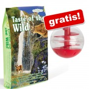 7 kg Taste of the Wild + o jucărie Snackball cadou! - Canyon River Feline