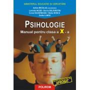 Psihologie. Manual pentru clasa a X-a (eBook)